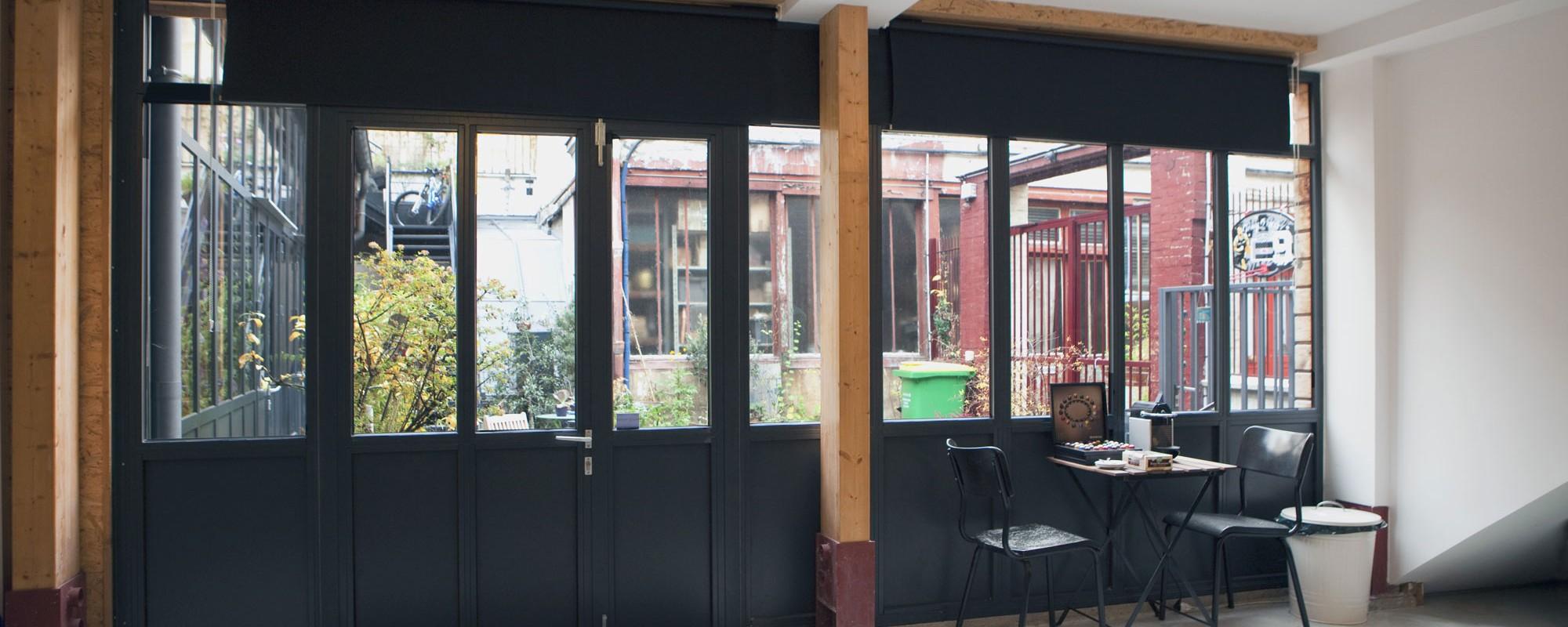 Logements et ateliers Paris : aménagements intérieurs