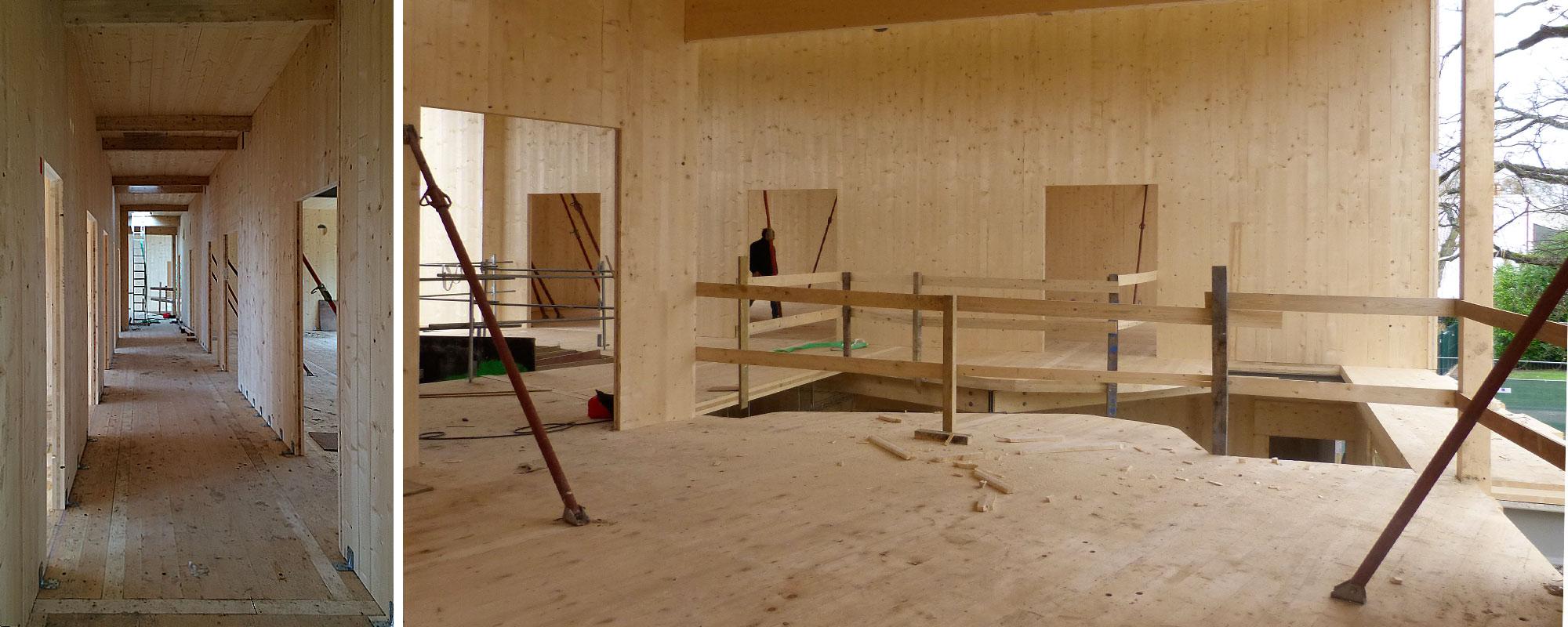 Centre périscolaire de Boussy : vue intérieure